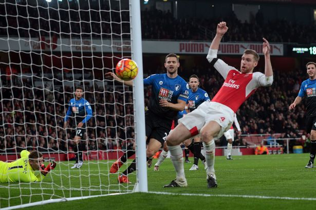 mertesacker bournemouth
