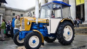bosnian tractor