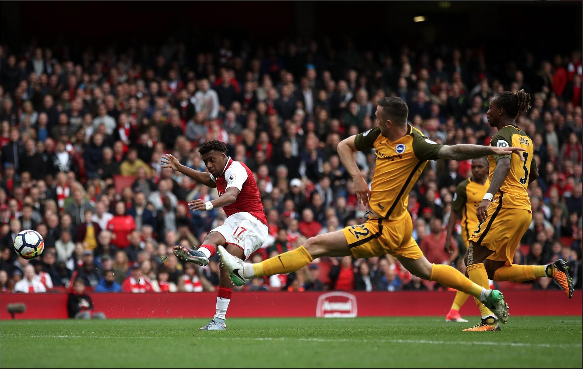 Iwobi goal