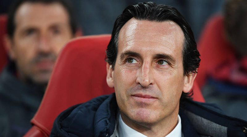 LONDON, ENGLAND - APRIL 11:  Arsenal Manager, Unai Emery lo prior to the UEFA Europa League Quarter Final First Leg match between Arsenal and S.S.C. Napoli at Emirates Stadium on April 11, 2019 in London, England. (Photo by Justin Setterfield/Getty Images)