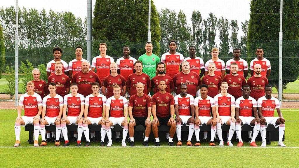 Le groupe U23