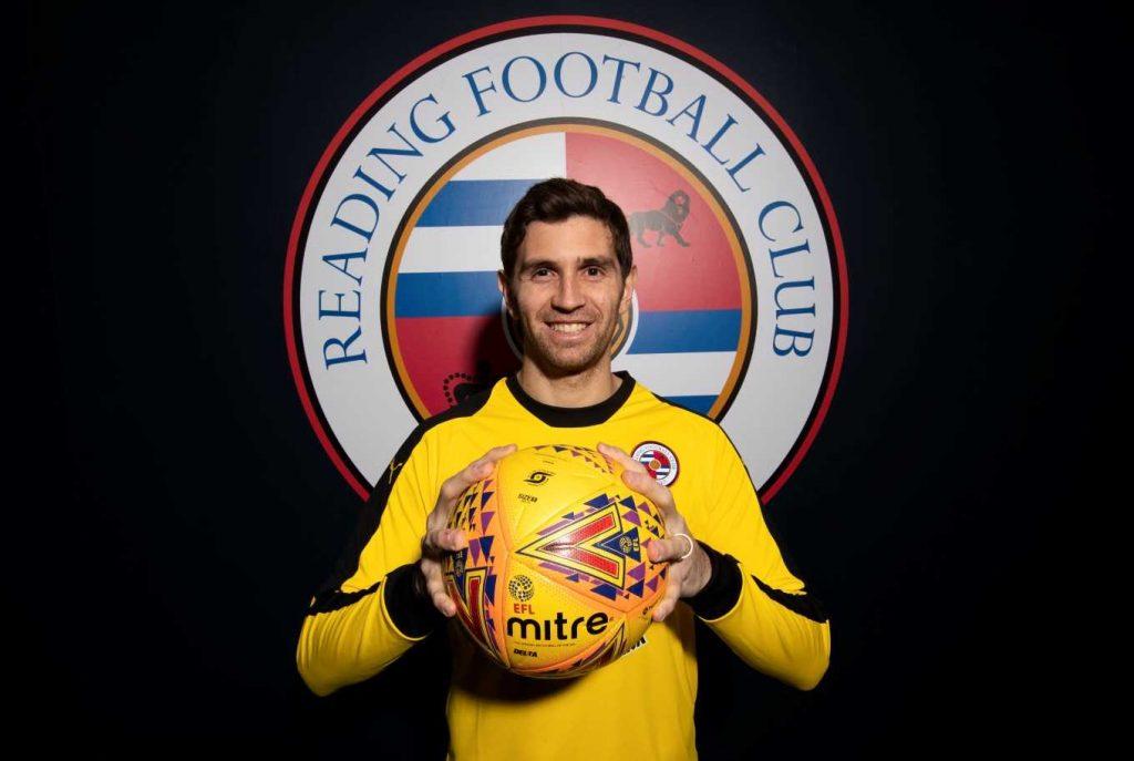 Emiliano Martinez en prêt à Reading