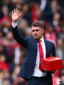 L'émouvant adieu de Ramsey aux gunners