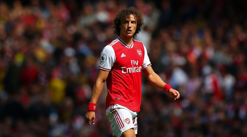 David Luiz of Arsenal during the Premier League match at the Emirates Stadium, London. Picture date: 17th August 2019. Picture credit should read: Craig Mercer/Sportimage via PA Images