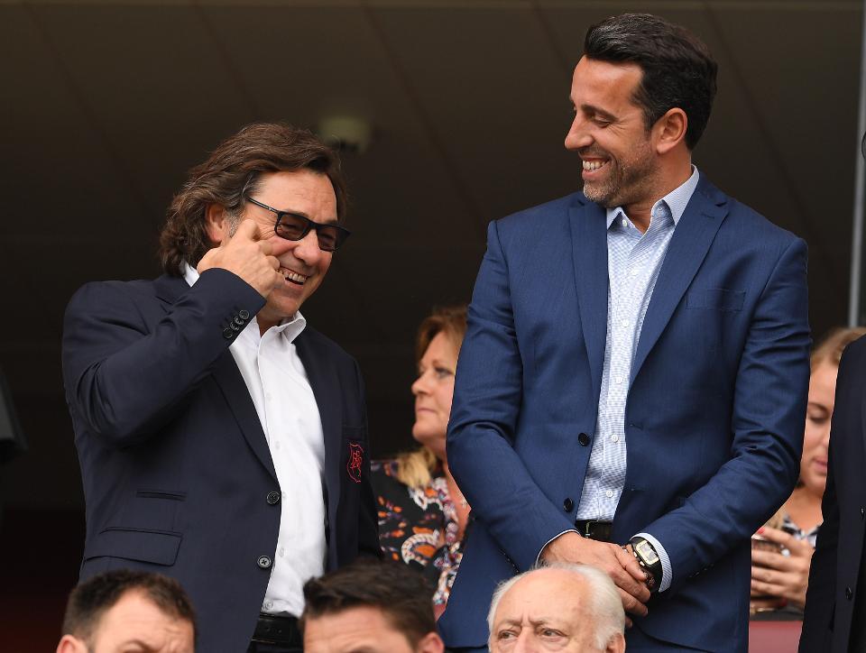 Raul et Edu