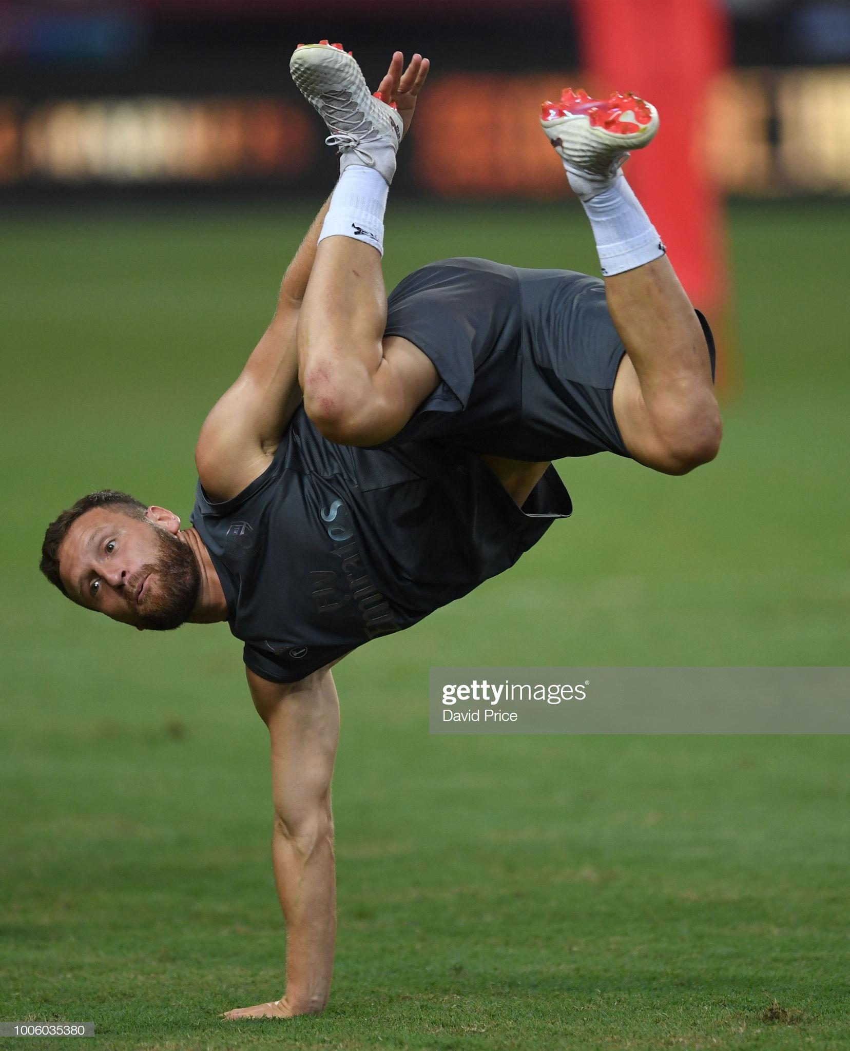Mustafi acrobatie