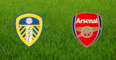 Leeds vs Arsenal premier league