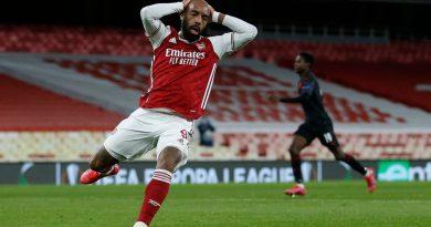 La douche froide pour Arsenal